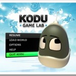Kodu for the Curriculum Challenge