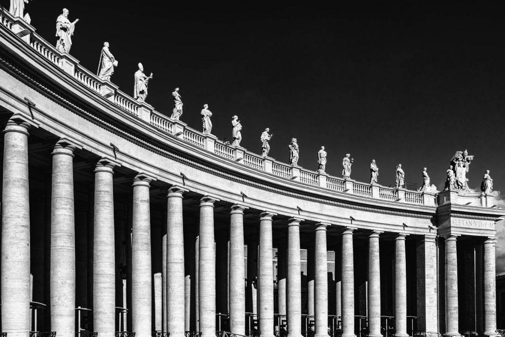 administration ancient antique architecture